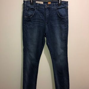 Pilcro and the Letterpress Sz 32 Skinny Jeans